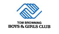 Tom Browning Boys & Girls Club logo